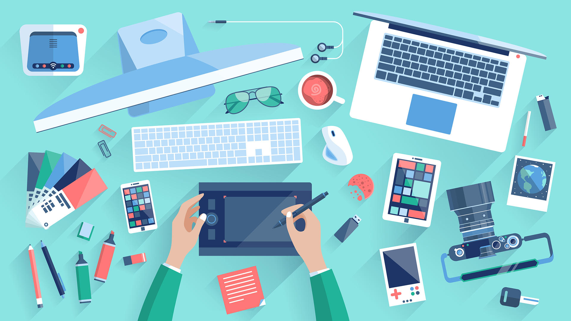 How Graphics Beneficial For A Website