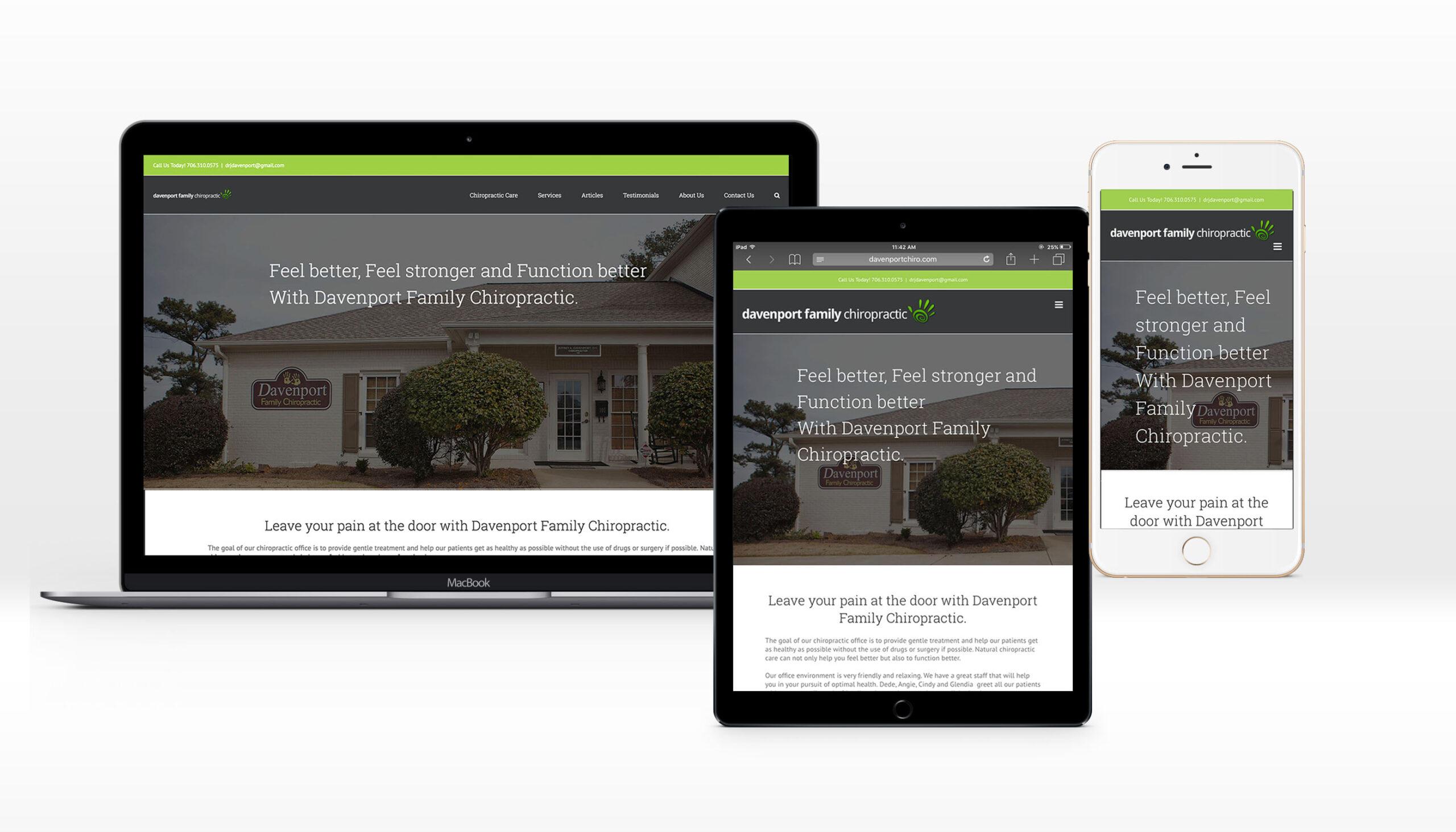 Modern Web Design For The Successful Website