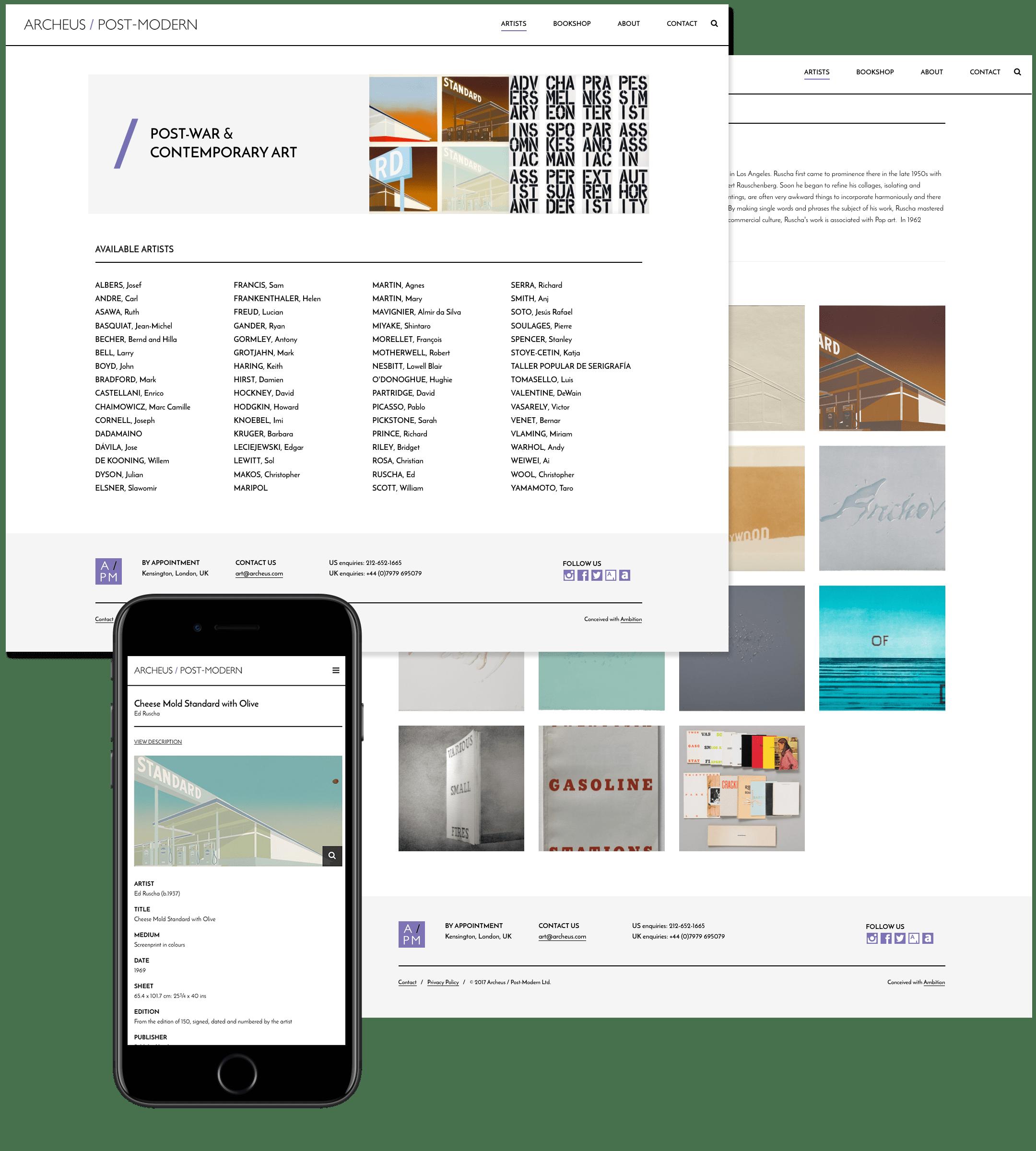 The Idea of Web Design - Fundamental Principles of Designing a Website